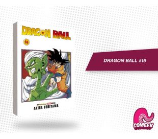 Dragon Ball número 16
