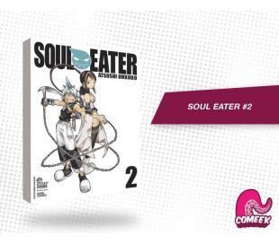 Soul Eater número 2