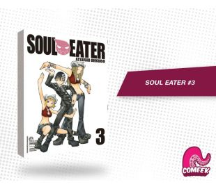 Soul Eater número 3