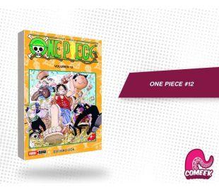 One Piece número 12