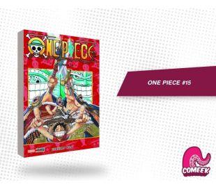 One Piece número 15