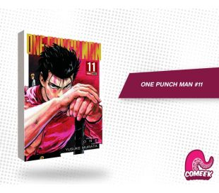 One Punch Man número 11