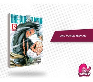 One Punch Man número 12