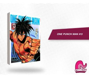 One Punch Man número 13