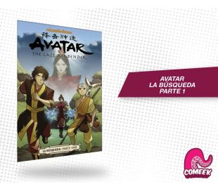 Avatar La Busqueda Parte 1