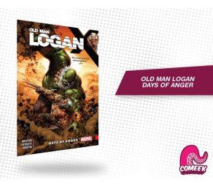 Old Man Logan Days of Anger