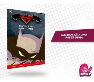 Batman año uno edición pasta dura