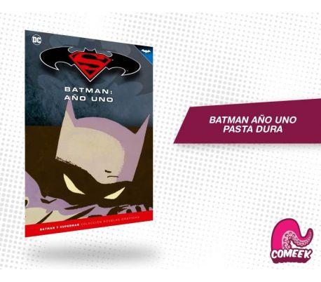 Batman año 1 edición pasta dura