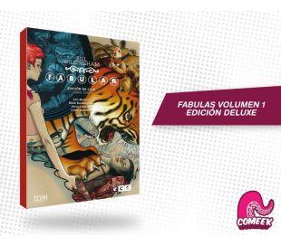 Fabulas Volumen 1 Edición Deluxe