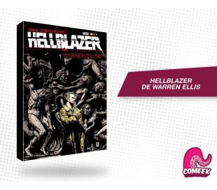 Hellblazer de Warren Ellis