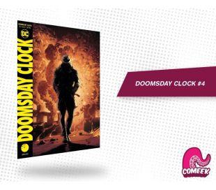 Doomsday Clock número 6