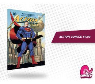 Action Comics número 1000