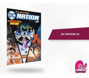 Dc Nation número 0