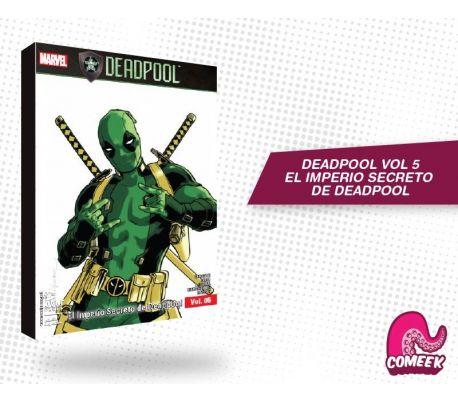Deadpool Vol 5 El Imperio Secreto de Deadpool