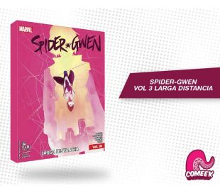 Spidergwen Vol 3 Larga Distancia