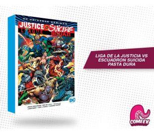 Liga de la Justicia Vs Escuadrón Suicida Deluxe