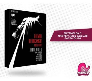Batman Dark Knight Returns 3 Master Race Deluxe