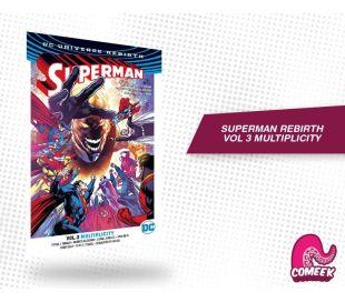 Superman Rebirth Vol 3 Multiplicity