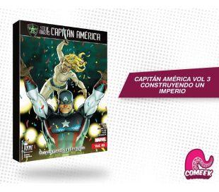 Capitán América Vol 3 Construyendo un Imperio