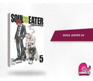 Soul Eater número 5