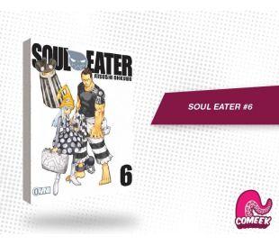 Soul Eater número 6