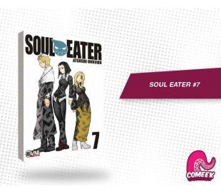 Soul Eater número 7