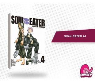 Soul Eater número 4