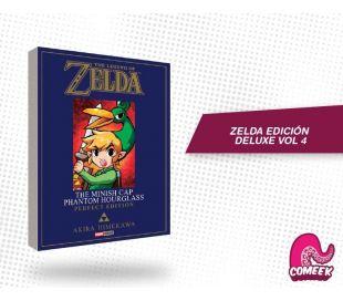 Zelda Edición de Lujo Vol 4