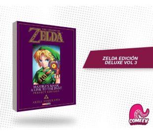 Zelda Edición de Lujo Violeta