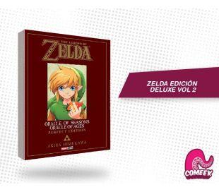 Zelda Edición de Lujo Vol 2