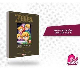 Zelda Edición de Lujo Vol 5