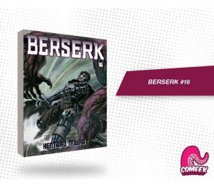 Berserk número 16