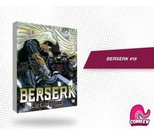 Berserk número 18