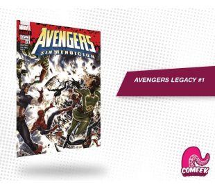Avengers Legacy número 1