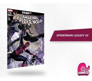 Amazing Spiderman Legacy número 2