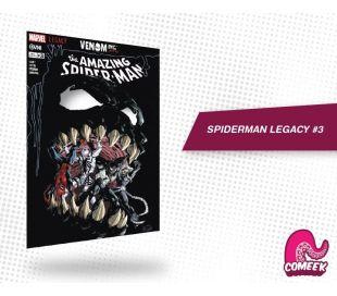 Amazing Spiderman Legacy número 3