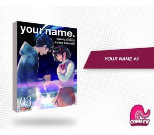 Your Name número 3