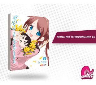 Sora No Otoshimono número 5