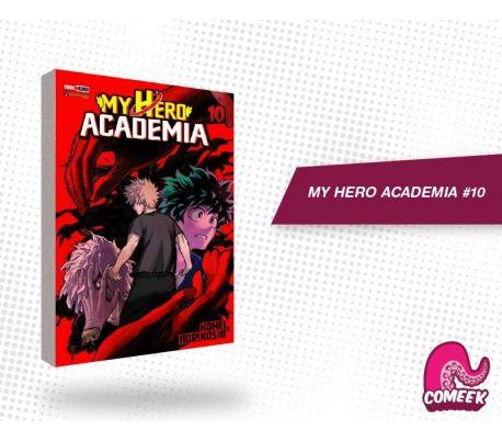 My Hero Academia número 10