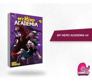 My Hero Academia número 9