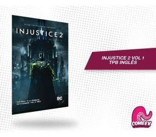 Injustice 2 Vol 1 TPB Inglés