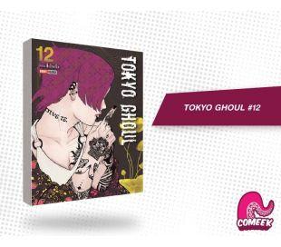 Tokyo Ghoul número 12