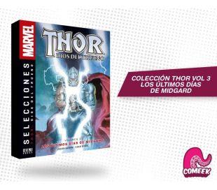 Thor Vol 3 Los últimos días de midgard