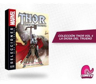 Thor Vol 4 La Diosa del Trueno