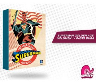Superman Golden Age Vol 1