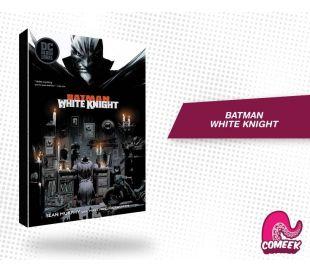 Batman White Knight TPB