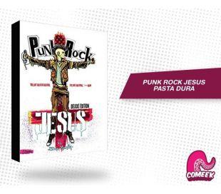 Punk Rock Jesus Pasta Dura