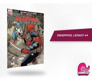 Deadpool Legacy número 4