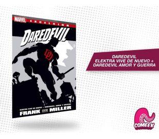 Daredevil Elektra vive de nuevo + Amor y guerra