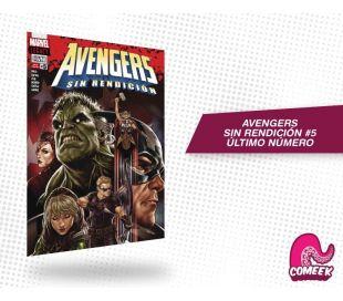 Avengers Legacy número 5